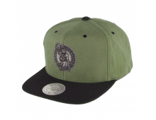 Buy Baseball cap MITCHELL AND NESS NBA Boston Celtics INTL080 Elkor