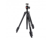 Statīvs MANFROTTO Compact Light Black Compact Light Black