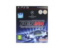 PS3 spēle Pro Evolution Soccer 2014 Pro Evolution Soccer 2014