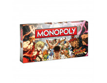 Buy Board game GE Monopoly Street Fighter  Elkor