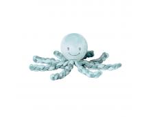 Купить Игрушка NATTOU Octopus coppergreen - mint 878746 Elkor