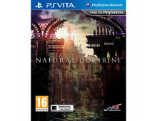 PlayStation Vita  spēle Natural Doctrine Natural Doctrine