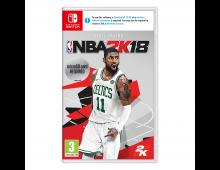 Купить Игра для Switch  NBA 2K18  Elkor