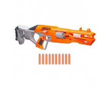 Купить Пистолет NERF Accustrike Alphahawk B7784 Elkor
