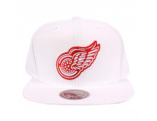 Buy Baseball cap MITCHELL AND NESS NHL Detroit Red Wings NZ980 Elkor