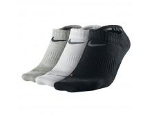Buy Socks NIKE 3ppk Dri Fit Leightweight SX4846 901 Elkor