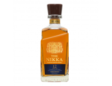 Buy Whiskey NIKKA 12 Year Old 43%   Elkor