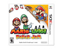 Купить Игра для 3DS  Mario & Luigi:Paper Jam Bros.  Elkor