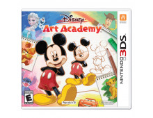 3DS spēle DISNEY ART ACADEMY DISNEY ART ACADEMY