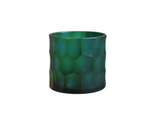 Pirkt Svečturis O4HOME Tealight Holder Turquoise 9x9 cm GLC1360T Elkor