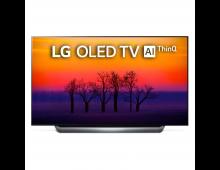 Купить OLED телевизор LG OLED55C8 OLED55C8PLA.AEE Elkor