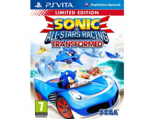PlayStation Vita  spēle Sonic & All-Stars Racing Transformed Sonic & All-Stars Racing Transformed