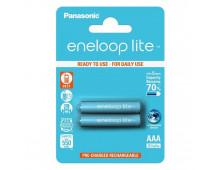 Akumulatoru komplekts PANASONIC Eneloop Lite 2xAAA Eneloop Lite 2xAAA