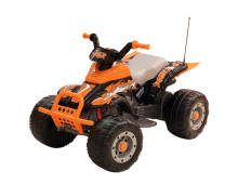 Elektromobilis PEG-PEREGO Corral T-Rex Black/Orange Corral T-Rex Black/Orange