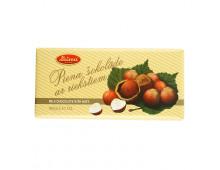 Купить Плитка шоколада LAIMA Piena Ar Riekstiem 100g  Elkor