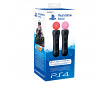Virtuālās realitātes manipulators SONY PS Move Twin Pack PS Move Twin Pack