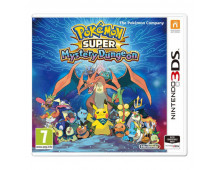 3DS spēle POKEMON SUPER MYSTERY DUNGEON POKEMON SUPER MYSTERY DUNGEON