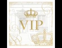 Napkins PPD VIP Gold VIP Gold