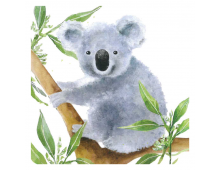 Buy Napkins PPD Tropical Koala Bear 1332708 Elkor