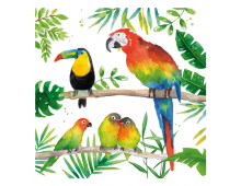 Buy Napkins PPD Tropical Birds 1332711 Elkor