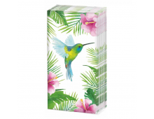 Buy Napkins PPD Sniff Tropical Hummingbird 51657 Elkor