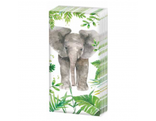 Buy Napkins PPD Sniff Tropical Elephant 51662 Elkor