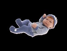 Buy Doll ANTONIO JUAN R.N.Nico Polaina Azul 5013 Elkor