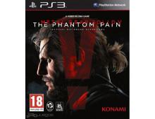 PS3 spēle Metal Gear Solid V: The Phantom Pain Metal Gear Solid V: The Phantom Pain