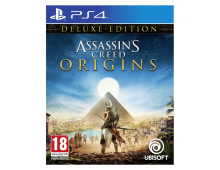 PS4 spēle Assassin's Creed: Origins Deluxe Assassin's Creed: Origins Deluxe