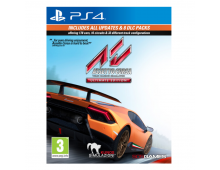 Buy Game for PS4  Assetto Corsa Ultimate Edition  Elkor