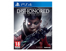 PS4 spēle Dishounored Death of the Outsider Dishounored Death of the Outsider