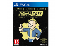 Game for PS4 Fallout 4 Goty Fallout 4 Goty