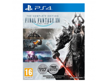 Game for PS4 Final Fantasy XIV Online The Complete Edition Final Fantasy XIV Online The Complete Edition