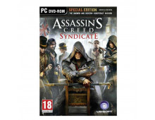 Datorspēle  ASSASSIN'S CREED SYNDICATE - SPECIAL EDITION  ASSASSIN'S CREED SYNDICATE - SPECIAL EDITION