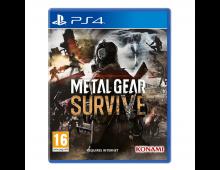 Game for PS4 Metal Gear Survive Metal Gear Survive