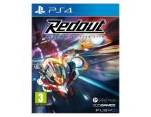 PS4 spēle PS4 Redout - Lightspeed Edition PS4 Redout - Lightspeed Edition