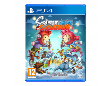 Buy Game for PS4  Scribblenauts Showdown  Elkor