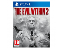 PS4 spēle The Evil Within 2 The Evil Within 2