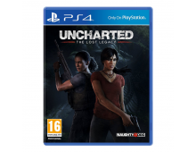 PS4 spēle Uncharted The Lost Legacy Uncharted The Lost Legacy