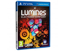 PlayStation Vita  spēle Lumines Electronic Symphony         Lumines Electronic Symphony