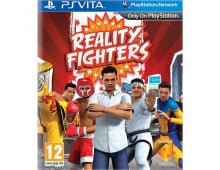 PlayStation Vita  spēle Reality Fighters                Reality Fighters