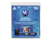 Buy Participation fee SONY PSN Live Card 50 EUR  Elkor
