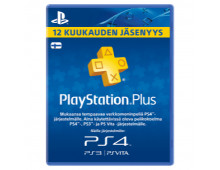 Карта предоплаты SONY PSN Plus Card 12 KK PSN Plus Card 12 KK