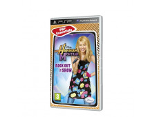 Игра для PSP Hannah Montana Rock out the Show   Hannah Montana Rock out the Show