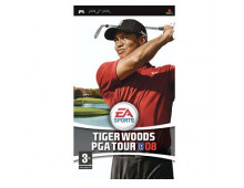 Игра для PSP Tiger Woods PGA Tour 08 Tiger Woods PGA Tour 08