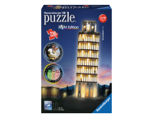 3D puzzle RAVENSBURGER Leaning Tower of Pisa Leaning Tower of Pisa