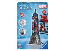 3D puzzle RAVENSBURGER Marvel Empire State Building Marvel Empire State Building