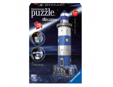 3D puzzle RAVENSBURGER Lighthouse at Night Lighthouse at Night
