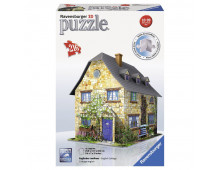 Pirkt 3D puzzle RAVENSBURGER Country Cottage R12585 Elkor
