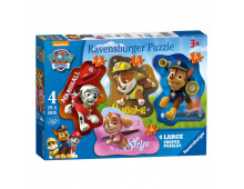 Buy Puzzle RAVENSBURGER  Suņu patruļa 07032 Elkor
